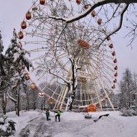 В зимнем парке 4 :: Nonna