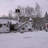 В зимнем парке 1 :: Nonna