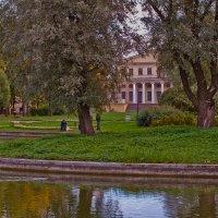 В старом парке :: Валентин Яруллин