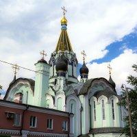 Купола .... :: Viktor Nogovitsin