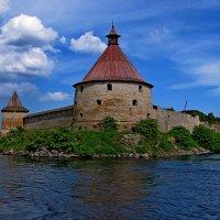 Шлиссельбургская крепость (Орешек) :: Елена Третьякова
