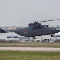 Ми-26 привез два тигра и бойцов спецподразделения :: Павел Myth Буканов