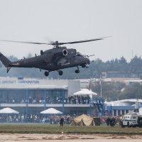 Ми-35 привез подкрепление :: Павел Myth Буканов