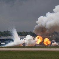 Ка-52 огневой поддержкой обеспечил отход спецподразделений :: Павел Myth Буканов
