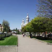 Одна з багатьох церков у моєму місті :: Юрій Федчак