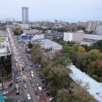 Самара стояла, стоит и стоять будет :: Владимир Сопченко