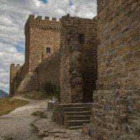 Старая крепость :: Игорь Кузьмин
