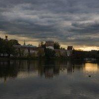 закат :: Яков Реймер