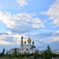 Облака :: юрий Амосов