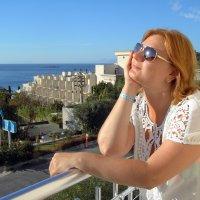 В отпуске :: Елена Сухенко