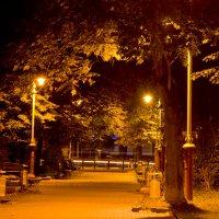 Ночные фонари :: Игорь Кубай