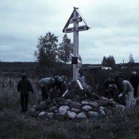 Установка креста :: Сергей Кочнев