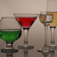 Цветные напитки :: Igor Volkov