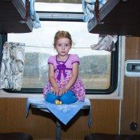 Фотосессия  в  поезде :: Виктор Твердун