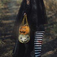 Хэллоуин :: Юлия Крапивина