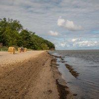 Пустынный пляж :: Николай Гирш