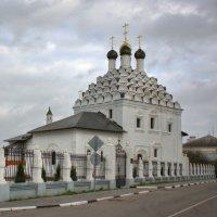 Церковь Николы на Посаде :: anderson2706