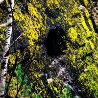 Mysterious cave :: Марина Денисова