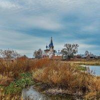 Осень-село Дунилово Ивановская область.. :: АЛЕКСАНДР СУВОРОВ