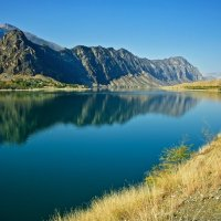 Ирганайское водохранилище. Дагестан. :: Дмитрий Сарманов