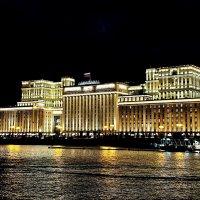 Ночная Москва ... :: Дмитрий