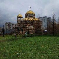 Храм строится :: Андрей Лукьянов