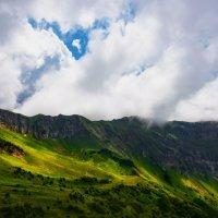 Тропинка в горах :: Сергей Алексеевич Митянин (Wolf)