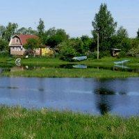 Любимая деревенька.... :: Светлана Z.