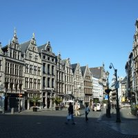 Бельгия. Антверпен. :: tatiana