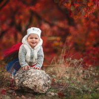 Волшебная улыбка :: Алексей Латыш