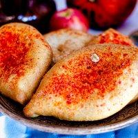Пирожки печеные с тыквой :: Наталья Татьянина
