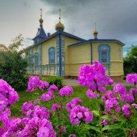 Церковь Успения Пресвятой Богородицы :: Георгий А