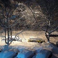 снегопад, снегопад :: Олег Лукьянов