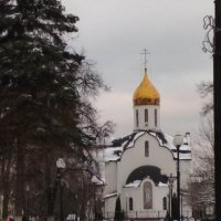 Александро-Невский храм Балашихи :: Марина Кушнарева