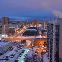 А из нашего окна.. :: Валерий Пославский
