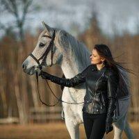 Ветрено... :: Ольга Семина