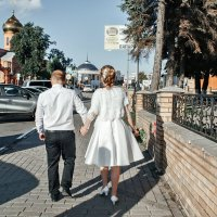 Анастасия и Константин .Раменское :: Елена Черняева