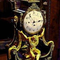 Идут старинные часы :: Nikolay Monahov