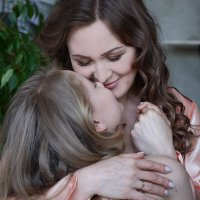 Мамина любовь :: Светлана Бурлина