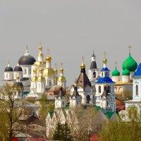 Купола Арзамаса :: Сергей Моченов