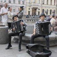 Санкт-Петербург. На канале Грибоедова. :: Игорь Олегович Кравченко