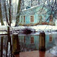 Первый снег в Ал. парке ЦС - 6 :: Сергей
