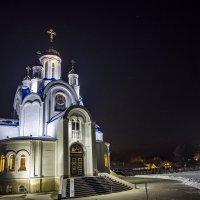 Храм Покрова Пресвятой Богородицы (Иркутск) :: Игорь Рязaнoв