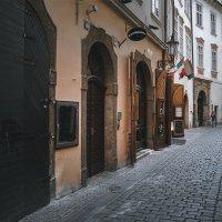 Прогулки по улицам Праги :: Игорь Константинов
