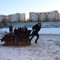 Заготовка :: Евгений Верзилин