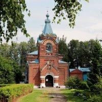 Церковь Алексея, Человека Божьего. :: Сергей Пиголкин