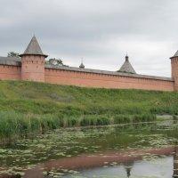 Под стенами монастыря :: Инна Драбкина