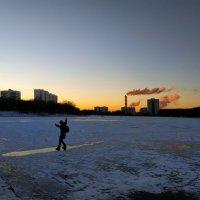 О низком декабрьском солнце :: Андрей Лукьянов