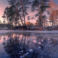 Лёд Шередари ... :: Roman Lunin