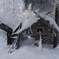 Баба-Яга здесь больше не живет :: Shapiro Svetlana